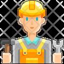 Engineer Profession Occupation Icon