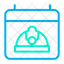 Engineer Day Icon