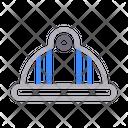 Engineer Helmet Icon