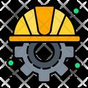 Engineer Helmet Civil Engineer Icon