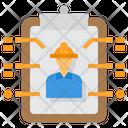 Engineer Profile Skills Icon