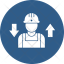 Engineer Worker Icon