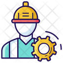 Engineering Builder Architect Icon