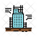 Building Engineering Color Icon