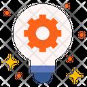Engineering Gear Idea Icon