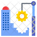 Engineering Build Contrive Icon