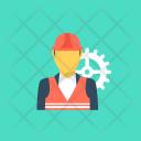 Engineer Engineering Technical Icon