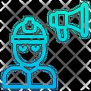 Engineering Announcement Icon