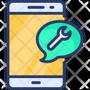 Engineering App Phone Settings Icon