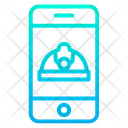 Mobile Device Application Icon