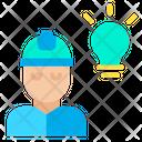Engineering Bulb Icon