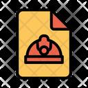 Engineering File Document Engineer File Icon