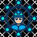 Management Planning User Icon