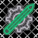 Engineering Setting Cogwheel Icon