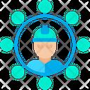 Engineering Management Icon