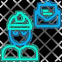 Engineering Message Icon