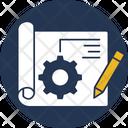 Computation Computation Pad Engineer Documents Icon