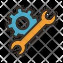Engineering Setting Icon
