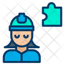 Puzzle Solution User Icon