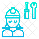 Tool Engineer Tools User Icon