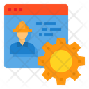 Engineering Website Icon