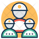 Engineers Team Icon