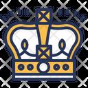 England Crown Kingdom Icon