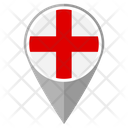 England Country Location Location Icon