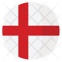 England Flag Country Icon