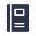 Book Manual Literature Icon