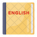 English Book Study Novel Icon