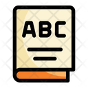 Alphabet Grammar Book Icon