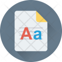 File English Study Icon