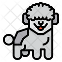 English Sheepdog Dog Animal Icon
