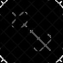 Enlarge Maximize Resize Icon