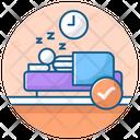 Enough Sleep Icon