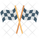 Ensign Flag Location Icon
