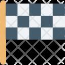Ensign Flag Location Icon