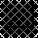 Enter Medium Arrow Icon