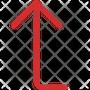 Arrow Level Up Icon