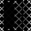 Enter Knob Door Icon