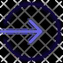 Enter Direction Icon