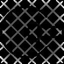 Enter Login Arrow Icon