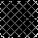 Folder From Arrow Icon