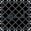Enter Button Keyboard Icon