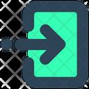 Enter Arrow Icon
