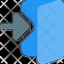 Enter Door Interface Icon