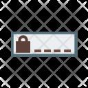 Enter password Icon