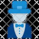 Enternainer Artist Magician Icon