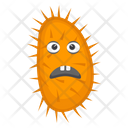 Microorganism Enterovirus Microorganism Scary Bacteria Icon